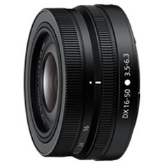 Объектив Nikon NIKKOR Z DX 16-50mm f/3.5-6.3 VR