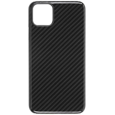Чехол Barn&Hollis Carbon для iPhone 11 Pro Max High Gloss Grey
