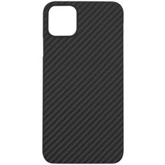 Чехол Barn&Hollis Carbon для iPhone 11 Matte Grey
