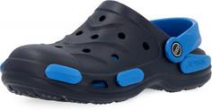 Шлепанцы для мальчиков Joss Garden Shoes, размер 34-35