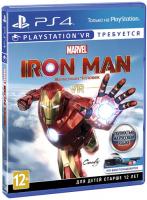 Игра для PS4 Sony Marvels Iron Man (поддержка VR)