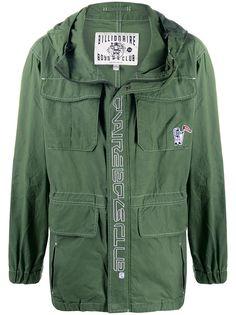 Billionaire Boys Club куртка с аппликацией