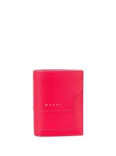 Marni бумажник с логотипом