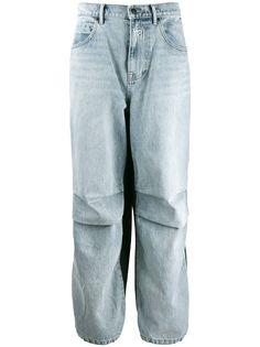 Alexander Wang комбинированные брюки