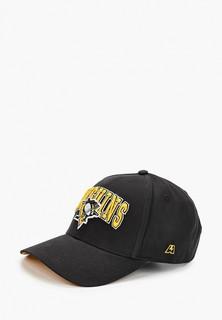 Бейсболка Atributika & Club™ NHL Pittburgh Penguins