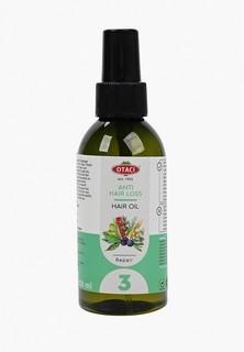 Масло для волос Otaci органическое, против выпадения, 250 мл.