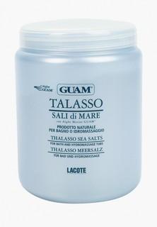 Соль для ванн Guam TALASSO, 1000 г