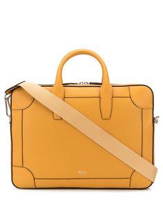 Mulberry сумка для ноутбука Belgrave с логотипом