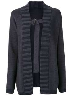 Alcaçuz вязаное пальто-кардиган Parma