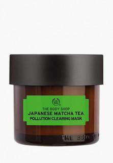 "Маска для лица The Body Shop антиоксидантная ""Японский чай матча"", 75 мл"