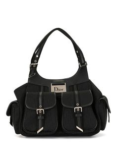 Christian Dior сумка-тоут Street Chic pre-owned