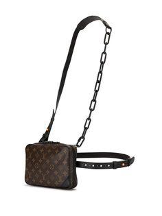 Louis Vuitton сумка с монограммой