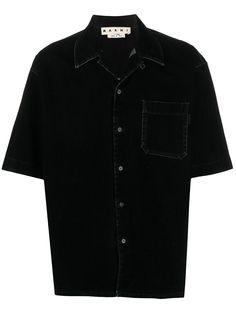 Marni джинсовая рубашка