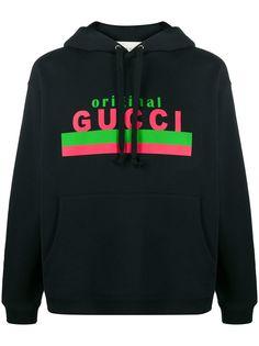Gucci худи с принтом Original Gucci