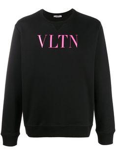Valentino толстовка с логотипом