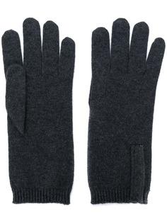 Brunello Cucinelli кашемировые перчатки