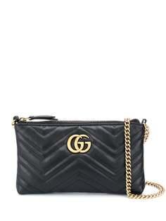 Gucci клатч GG Marmont