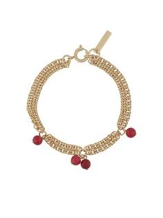 Isabel Marant chain link ball charm bracelet