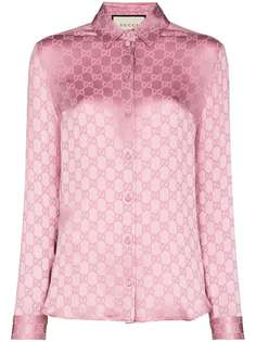 Gucci GG Supreme jacquard shirt