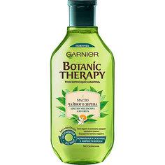 Шампунь для волос Garnier Botanic Therapy Чайное дерево, цветки апельсина и алоэ, 400 мл
