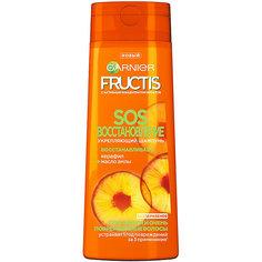 Шампунь для волос Garnier Fructis SOS восстановление, 400 мл