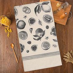 Кухонное полотенце Этель Healthy life, 40х70 см