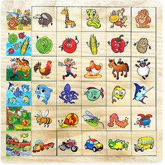 Обучающая игра Paremo Ассоциации, 30 элементов