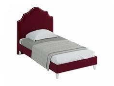 Кровать princess (ogogo) красный 130x130x216 см.