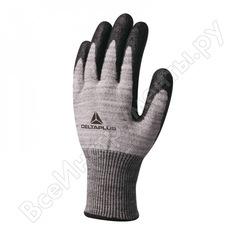 Трикотажные антипорезные перчатки delta plus venicut41 р. 8 vecut4108