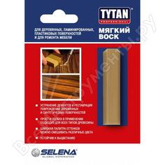 Мягкий воск для дерева и мебели tytan professional 50 белый 64486