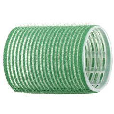 Dewal, Бигуди-липучки, зеленые, 48 мм