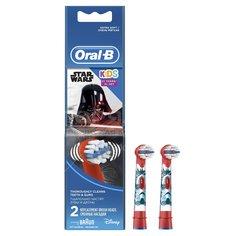 Насадка для электрической зубной щетки Oral-B Star Wars EB10-2K очень мягкая, 2 шт