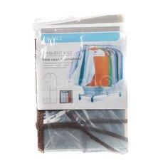 Чехол для одежды Y456 I.K серо-прозрачный, 70х120 см