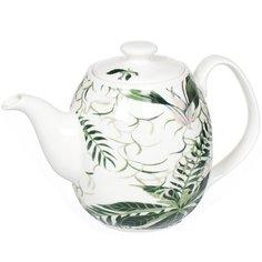 Чайник заварочный керамический, 1000 мл, Тропик Daniks