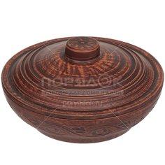 Форма для выпечки керамическая Жаровня малая, 1.4 л