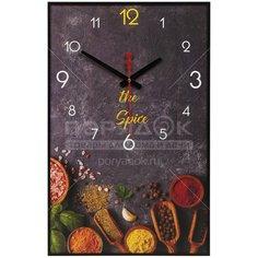 Часы настенные TopPosters BL-2525, 37х60 см