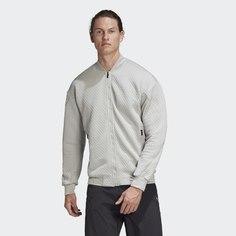 Флисовая куртка-бомбер для хайкинга TERREX adidas TERREX