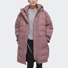 Утепленная куртка-бомбер Athletics Long adidas by Stella McCartney