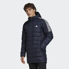 Пуховик Essentials adidas Performance