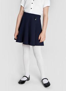 Трикотажная юбка для девочек O'stin