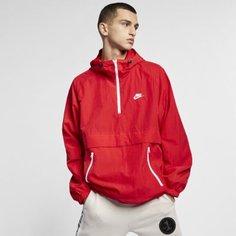 Анорак из тканого материала с капюшоном Nike Sportswear