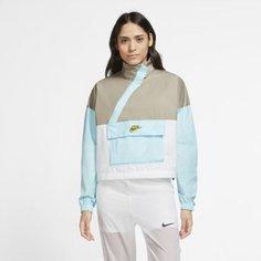 Женский анорак из тканого материала Nike Sportswear Icon Clash