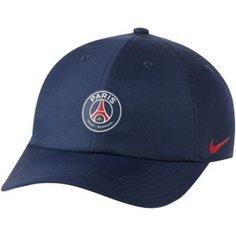 Детская бейсболка с застежкой Nike Dri-FIT Paris Saint-Germain Heritage86