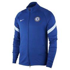 Мужская трикотажная футбольная куртка Chelsea FC Strike