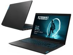 Ноутбук Lenovo IdeaPad L340-15IRH Black 81LK009CRK (Intel Core i5-9300H 2.4 GHz/8192Mb/256Gb SSD/nVidia GeForce GTX 1650 4096Mb/Wi-Fi/Bluetooth/Cam/15.6/1920x1080/DOS)