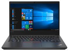 Ноутбук Lenovo ThinkPad E14 20RA001DRT (Intel Core i5-10210U 1.6GHz/16384Mb/256Gb SSD/Intel HD Graphics/Wi-Fi/Bluetooth/Cam/14.0/1920x1080/Windows 10 64-bit)