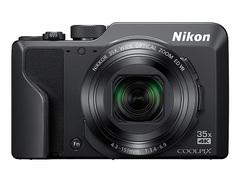 Фотоаппарат Nikon Coolpix A1000 Black
