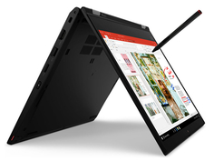 Ноутбук Lenovo ThinkPad L13 Yoga 20R5000KRT (Intel Core i7-10510U 1.8GHz/16384Mb/512Gb SSD/No ODD/Intel HD Graphics/Wi-Fi/Bluetooth/Cam/13.3/1920x1080/Windows 10 64-bit)