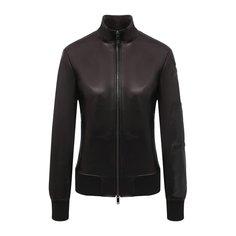 Куртки Valentino Кожаная куртка Valentino