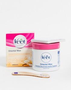 Воск для депиляции с маслами Veet - 250 мл-Бесцветный